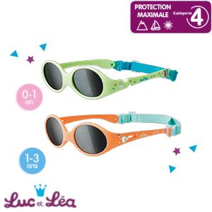 Les lunettes de soleil Luc et Léa {TEST}